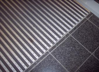Recessed Walk Off Mat