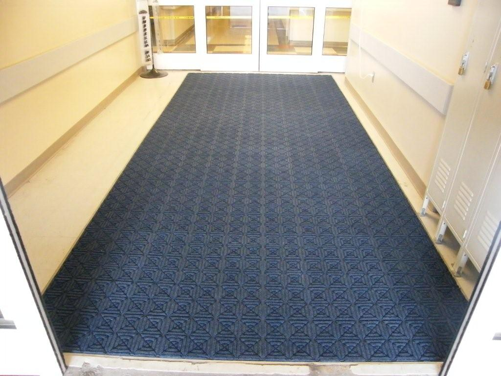 Waterhog Carpet Tiles - Hospital Entrance Matting