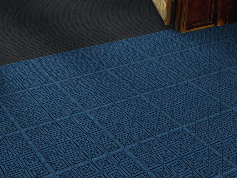 Carpet Tiles for use as Entrance Matting