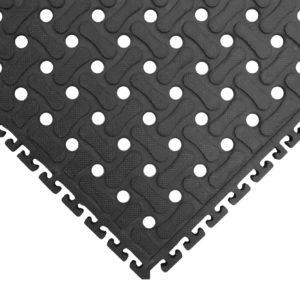 Comfort Flow Modular Tile Interlocking