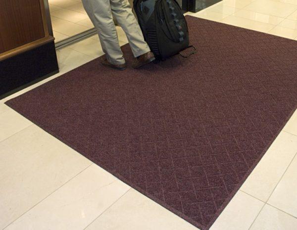 Enviro Plus Indoor Mats - Maroon Elevator Mat