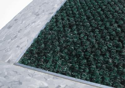 Piazza Recessed Floor Mat