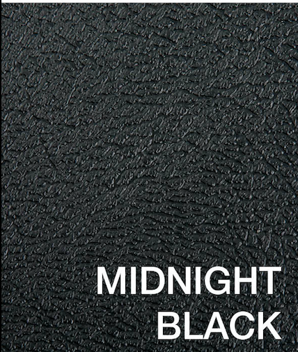 Close UP of Levant Garage Mat Texture - Midnight Black