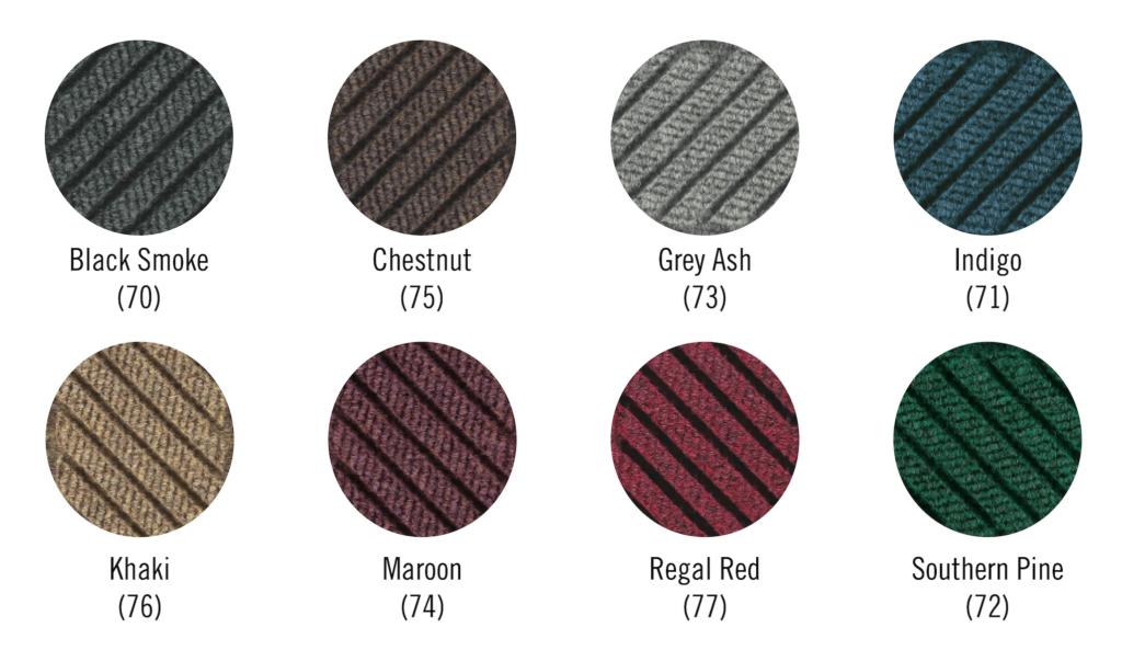 Waterhog Eco Premier Tile Colors