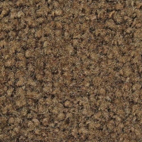 Closeup swatch view of Tri Grip XL large indoor floor matting in Suede