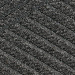 Swatch color Grey Ash of Waterhog Eco Grand Premier front door mats