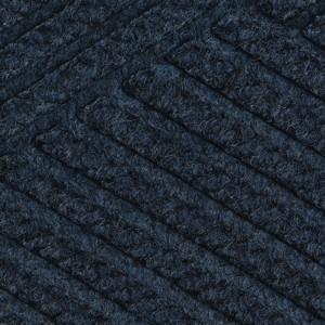 Swatch color Indigo of Waterhog Eco Grand Premier front door mats