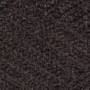 Close up swatch color for Chestnut Brown Waterhog Eco Premier indoor door mat