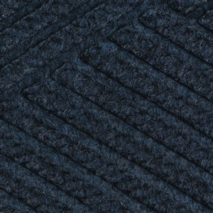 Close up swatch color for Indigo Waterhog Eco Premier indoor door mat