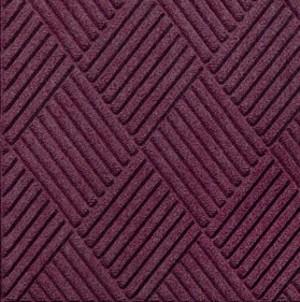 Swatch Color for Bordeaux Waterhog Grand Classic carpet matting
