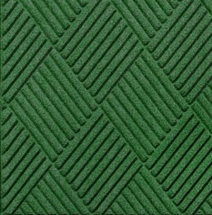 Swatch Color for Light Green Waterhog Grand Classic entrance matting