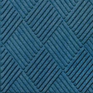 Swatch Color for Medium Blue Waterhog Grand Classic entrance matting