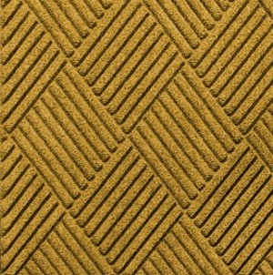 Swatch Color for Yellow Waterhog Grand Classic carpet mat