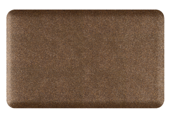 WellnessMat Anti Fatigue Mat for standing - Granite Copper