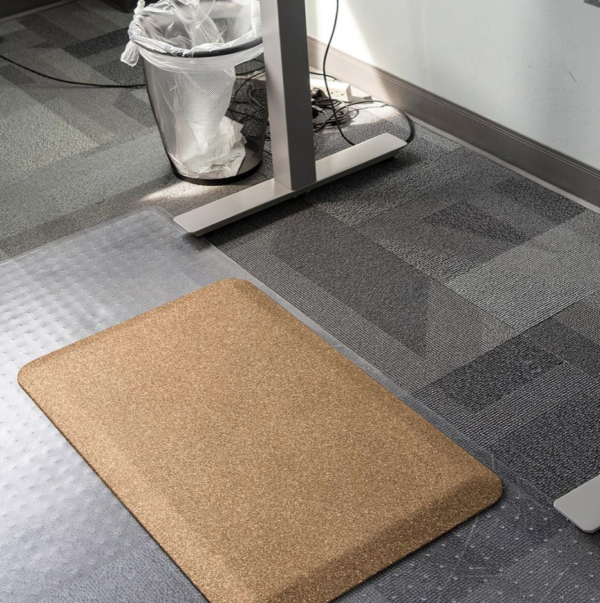 WellnessMat Granite-Gold