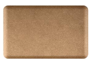 WellnessMat Granite-Gold- Top View