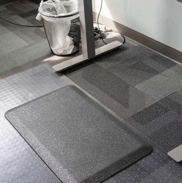 WellnessMat Anti Fatigue Mat Granite-Onyx