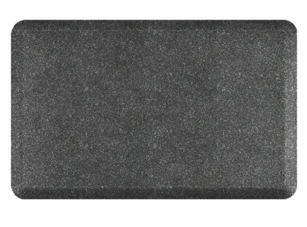 WellnessMat Anti Fatigue Mat for standing - Granite Onyx