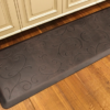 WellnessMat Antique Bella Dark Anti Fatigue Kitchen Mats Runner