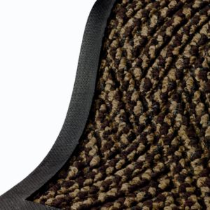 Waterhog Diamondcord Brown Cord Entrance Mat Floor Mat
