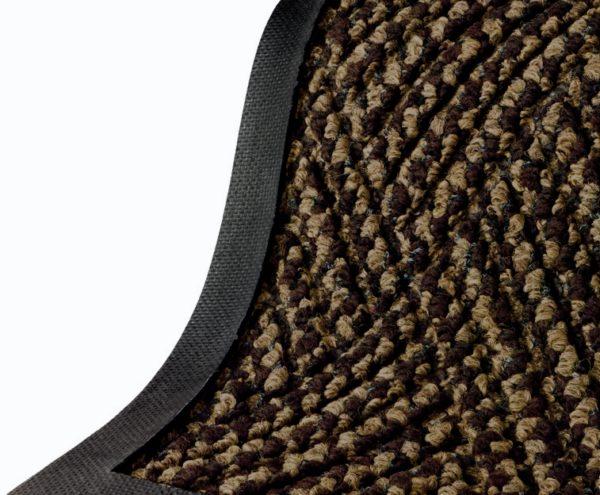 Waterhog Diamondcord Brown Cord Entrance Mat Floor Mat