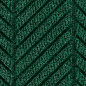 Close Up view of Waterhog Eco Elite Roll Goods carpet matting in Southern Pine Color