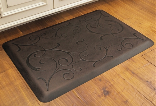 WellnessMat Antique Bella Anti Fatigue Kitchen Mats for Standing