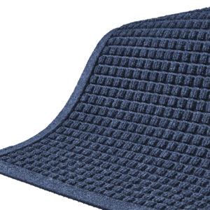Waterhog fashion border medium blue