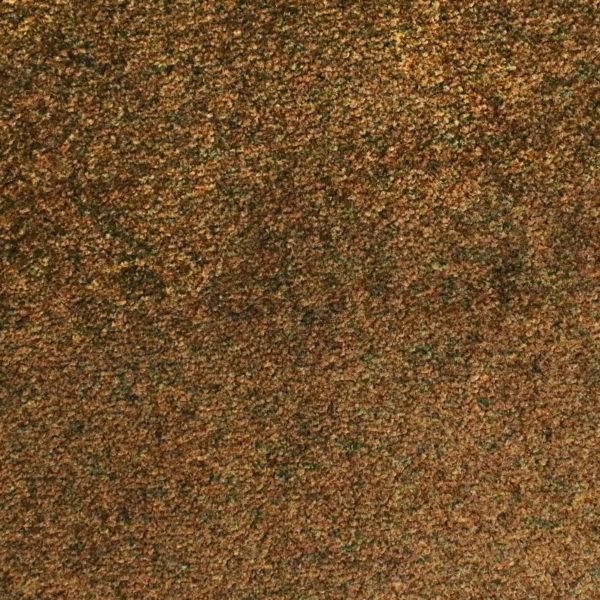 Close up view of Tri Grip Indoor Door Mats - Browntone