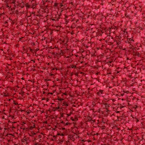 Close up view of Tri Grip Indoor Entrance Mats - Cranberry
