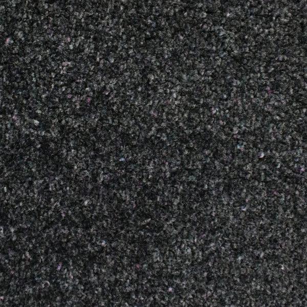 Close up view of Tri Grip Indoor Entrance Mats - Dark Granite