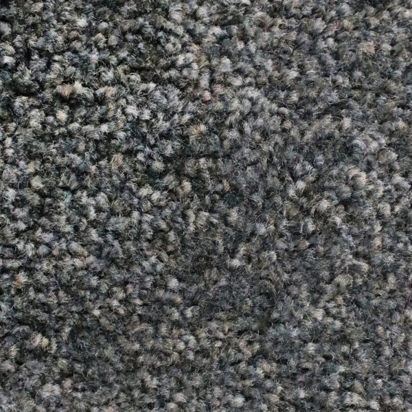 Close up view of Tri Grip Indoor Entrance Mats - Grey