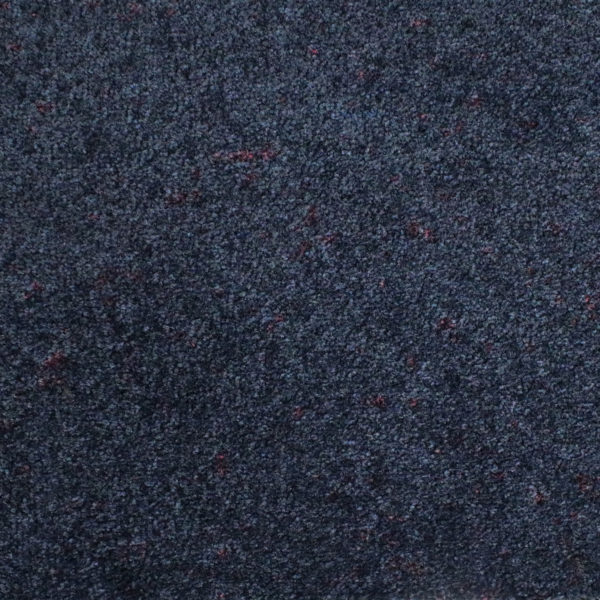 Close up view of Tri Grip indoor entrance floor mat - Midnight Blue