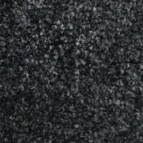 Close up view of Tri Grip indoor entrance floor mat - Slate
