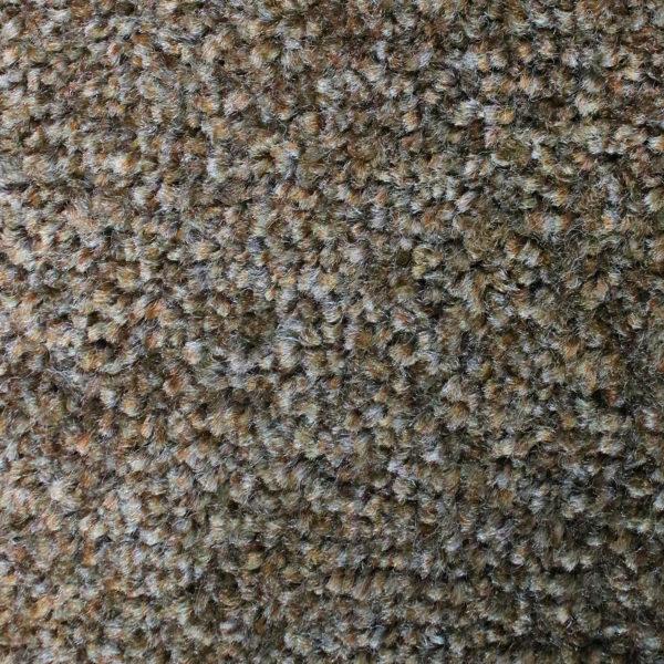 Close up view of Tri Grip indoor walk off mat - Suede