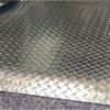 Shiny Diamondplate surface for Platinum Sports Beauty Salon Mat