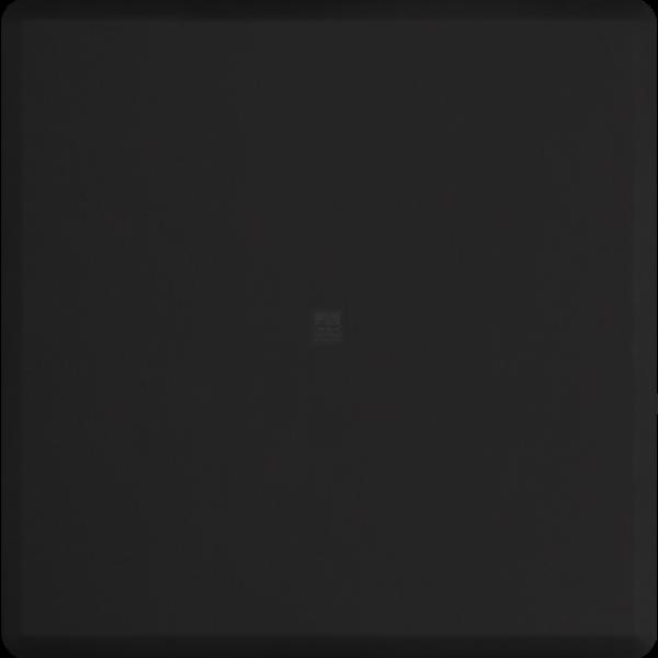 Tough Guy floor mat close up - black Rectangle