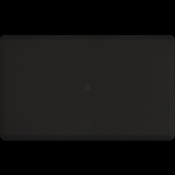 Tough Guy floor mat close up - black 3' x 5'