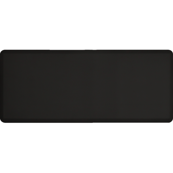 Tough Guy Anti Fatigue Mat Black - 2.5' x 6' size