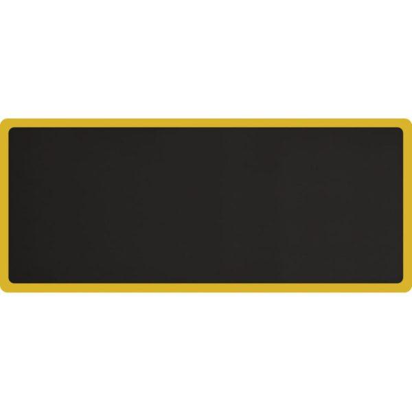 Tough Guy Anti Fatigue Mat with Yellow Border