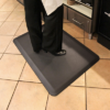 Tough Guy Anti-Fatigue Mat used as a mat for standing at a counter