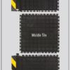 Hog Heaven Modular Tile Configurations