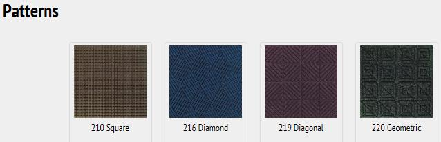 Waterhog Classic Carpet Tiles