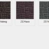 Waterhog Masterpiece Select Indoor Door Mat Color Options