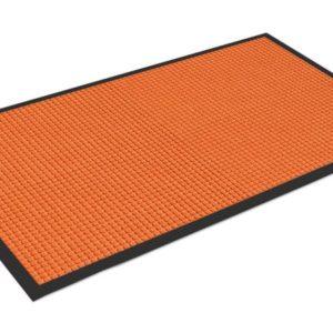 Waterhog Classic entrance mats - Standard Edges - Orange