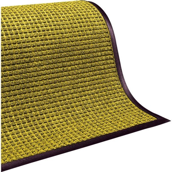 Waterhog Classic entrance mats - Standard Edges - Yellow