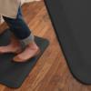 GelPro New Life Eco-Pro Anti-Fatigue Mat - Black 20x32