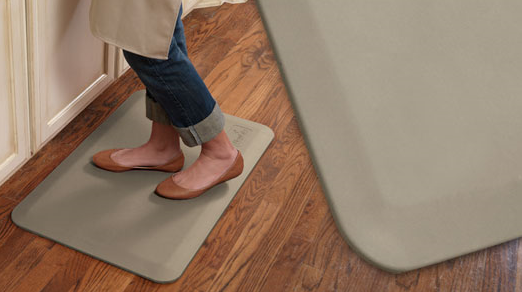 GelPro New Life Eco-Pro Anti-Fatigue Mat - Taupe 20x32