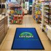 Floor Impressions Logo Mat as a promo mat