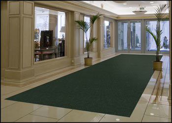 Custom Floor mat for Office Building Lobby - Charlotte, NC